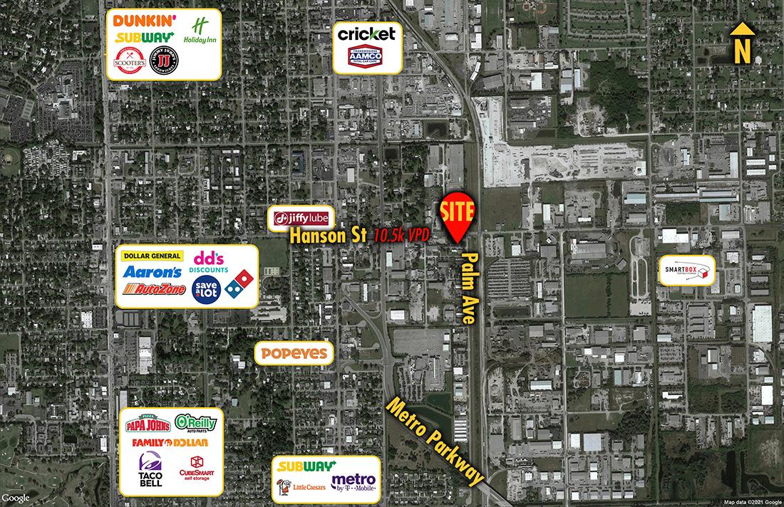 Site 1362, 2738 Hanson Street, Ft. Myers, FL