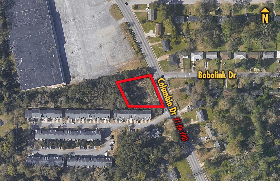 Site 1366, 1421 Columbia Drive, Decatur, GA