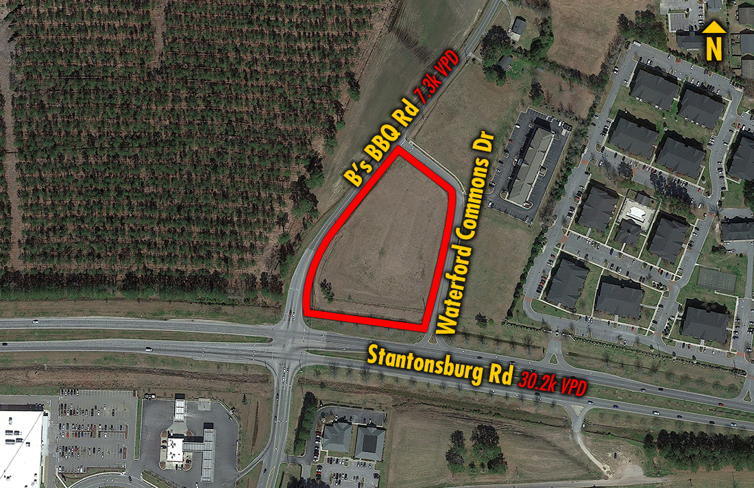 Site 1567, 1050 Waterford Commons Road, Greenville, NC