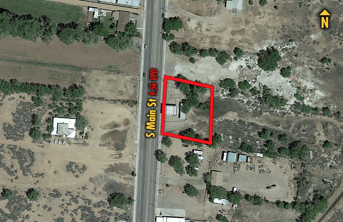 Site 1828, 1224 S Main Street, Belen, NM
