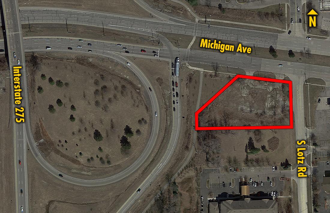 Site 2377, 40441 Michigan Avenue, Canton, MI