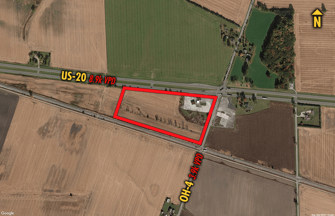 Site 3065, 2500 E Main Street, Bellevue, OH