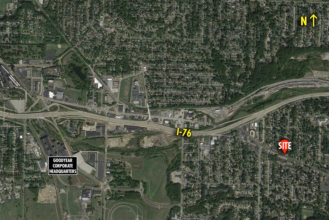 Site 3305, 2189 E Market Street, Akron, OH
