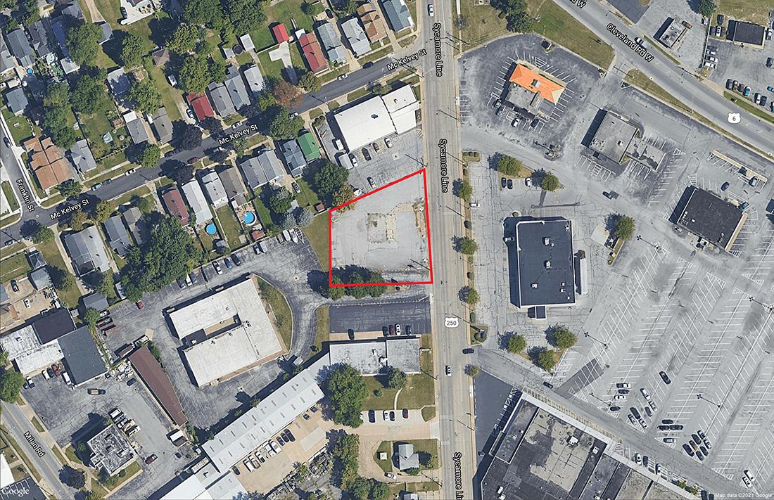 Site 3355, 1425 Sycamore Line Road, Sandusky, OH