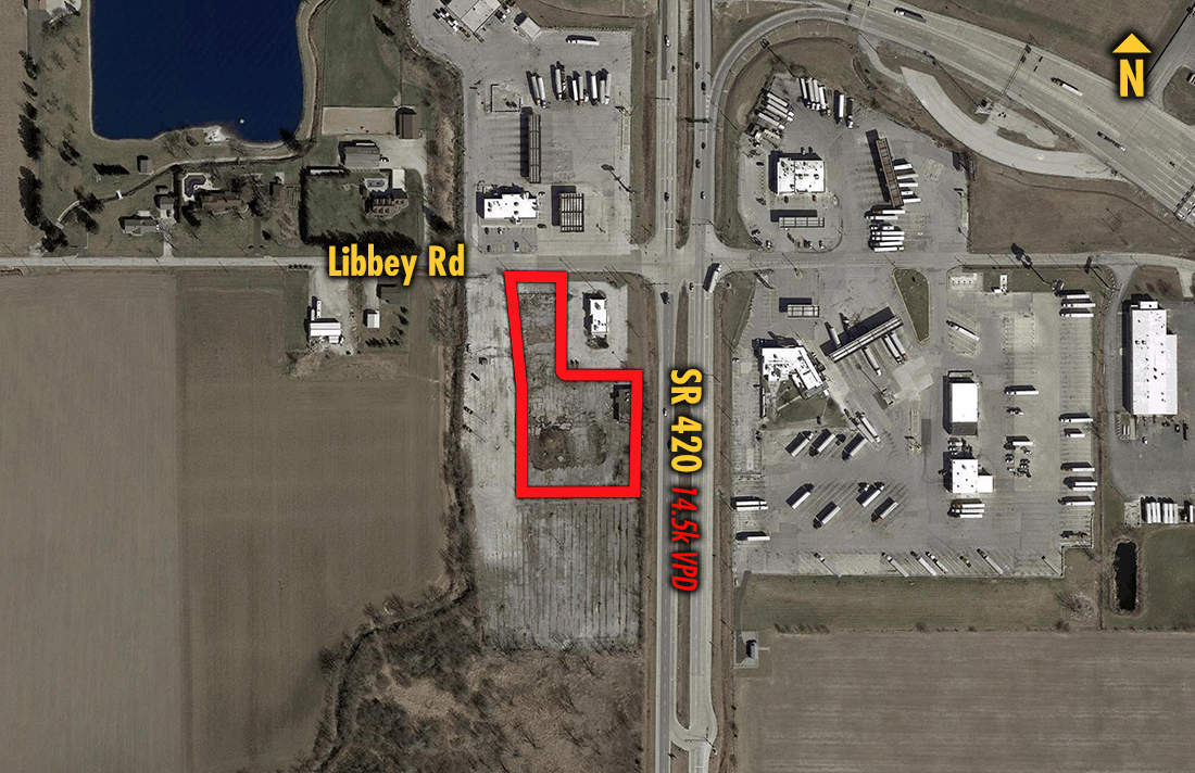 Site 3356, 3567 Libbey Road, Perrysburg, OH