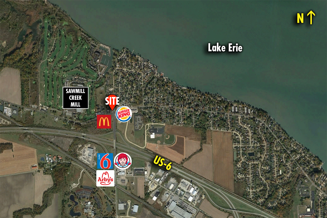 Site 3674, 2103 Cleveland Road, Huron, OH
