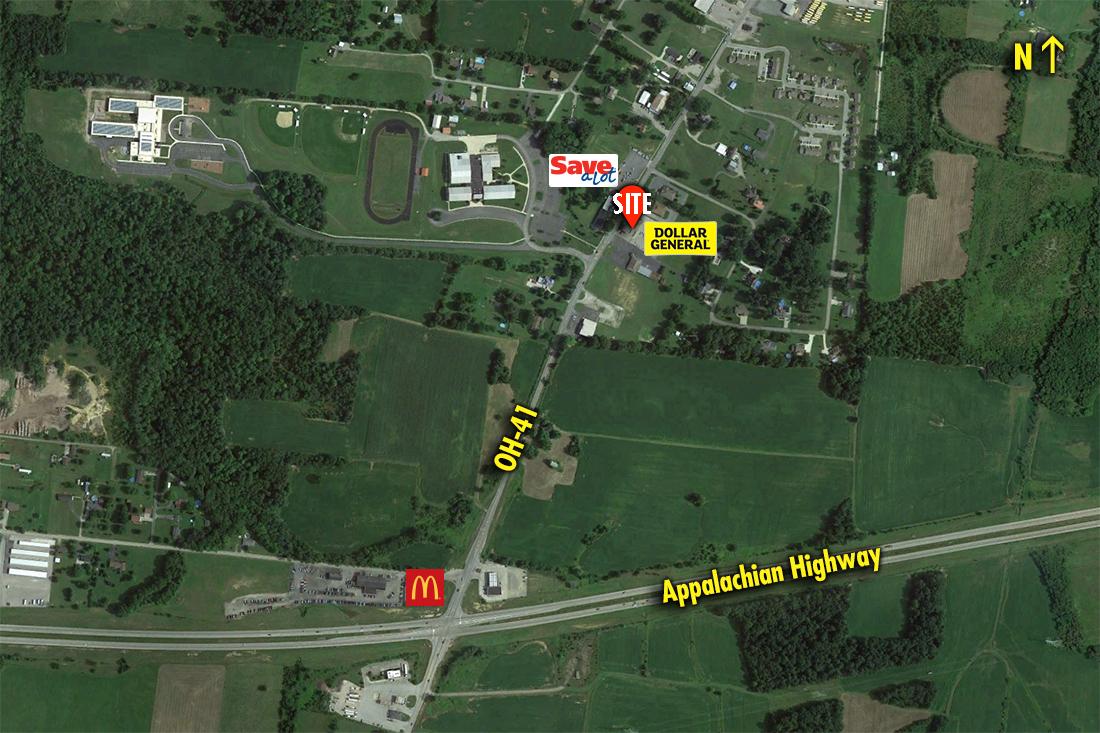 Site 3767, 25736 SR-41, Peebles, OH