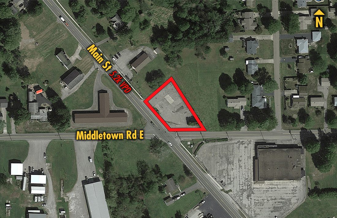 Site 3773, 10953 E Main Street, New Middletown, OH