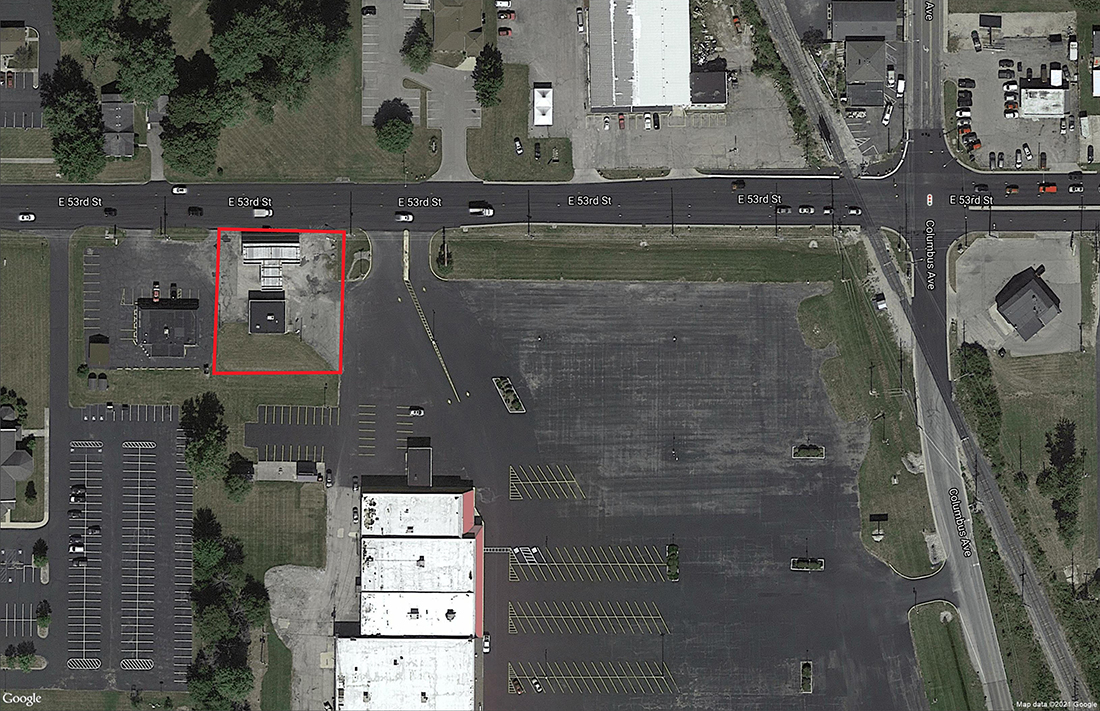 Site 6037, 801 E 53rd Street, Anderson, IN