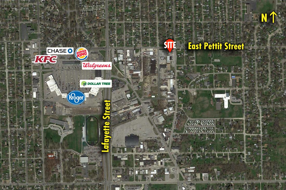 Site 6148, 612 E Pettit Avenue, Fort Wayne, IN