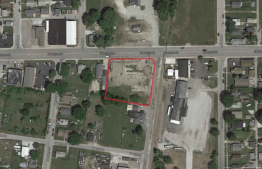 Site 6230, 101 W Morgan Street, Kokomo, IN