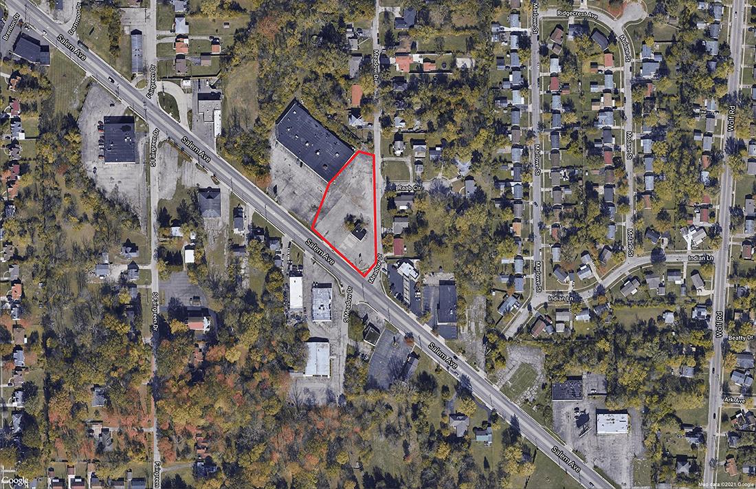 Site 6335, 4301 Salem Avenue, Trotwood, OH