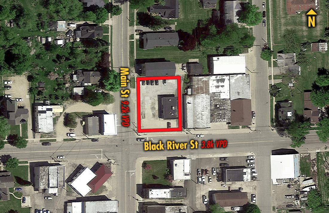 Site 8398, 3504 Main Street, Deckerville, MI