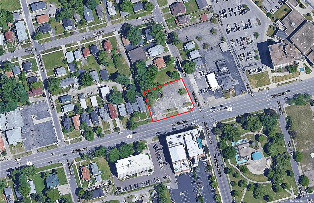 Site 9311, 1006 W Erie Street, Lorain, OH