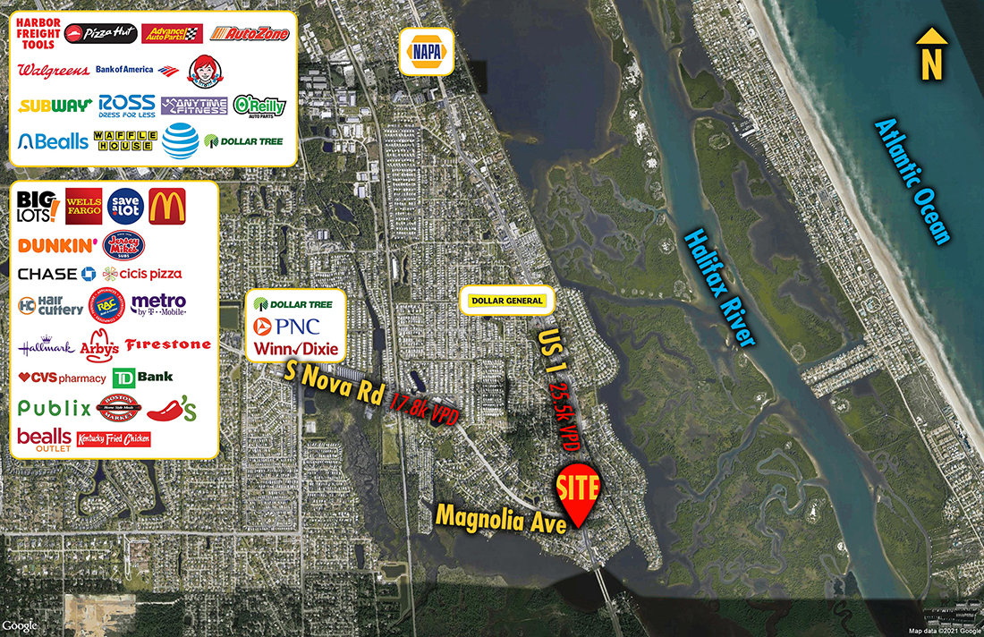 Site 9828, 5912 US-1, Hallandale, FL