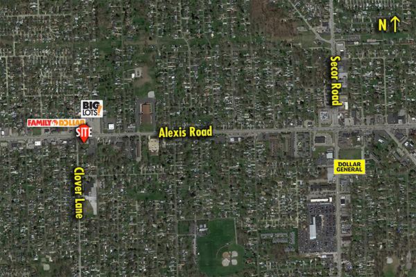 Site 1039, 3939 W Alexis Road, Toledo, OH