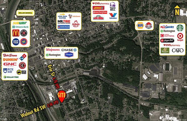 Site 1123, 709 S Erie Street, Massillon, OH