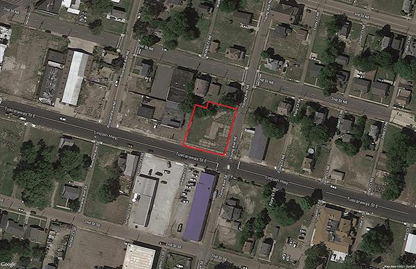 Site 1126, 1329 E Tuscarawas Avenue, Canton, OH