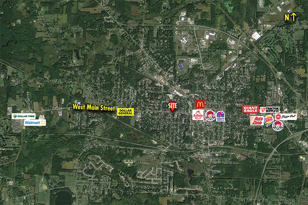 Site 1149, 660 W Main Street, Ravenna, OH