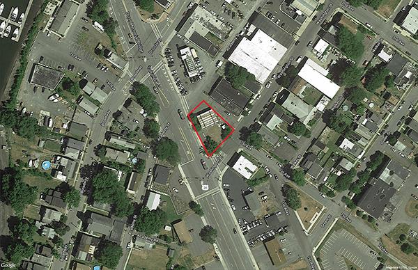 Site 1380, 13-15 Columbia Street  (RT 9), Rensselaer, NY