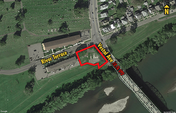 Site 1383, 500 Vestal Avenue, Endicott, NY