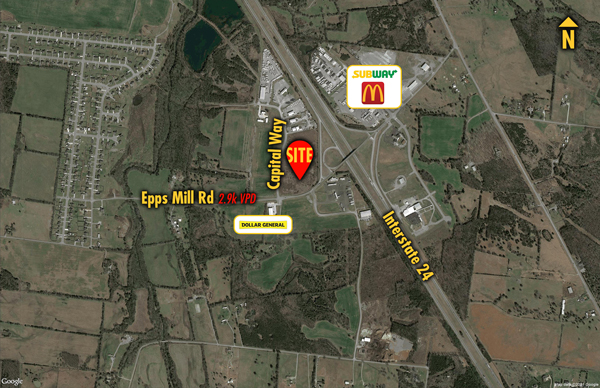 Site 1578, 110 Capital Way, Christiana, TN