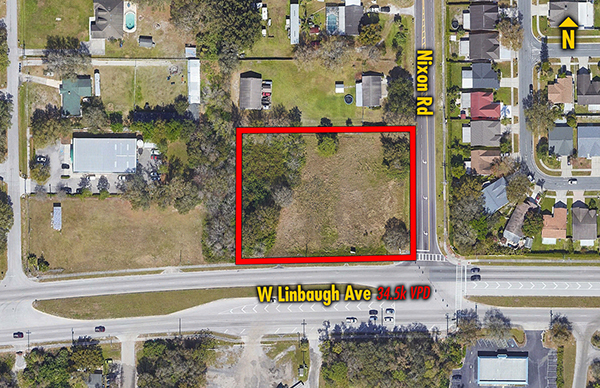 Site 174, 5704 W Linebaugh Avenue, Tampa, FL