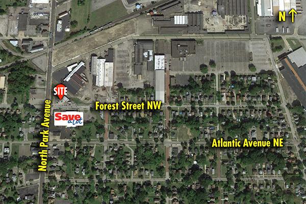 Site 3335, 1120 N Park Avenue, Warren, OH