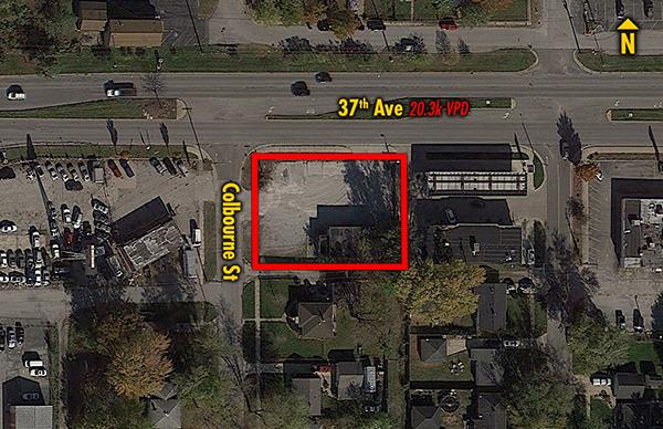 Site 5466, 3997 W 37th Avenue, Hobart, IN