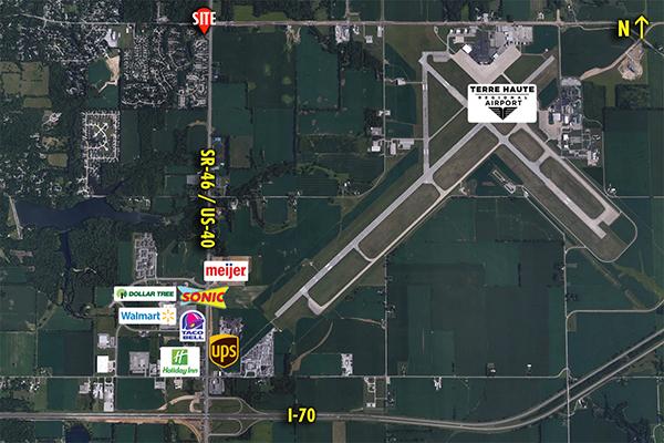 Site 6021, 315 S Highway 46, Terre Haute, IN