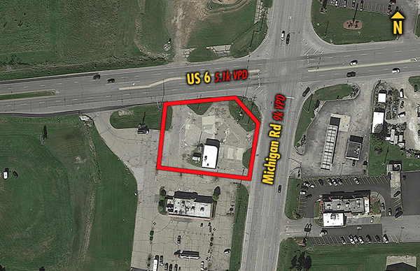 Site 6075, 815 S Michigan Street, Lapaz, IN