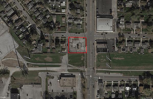 Site 7145, 8436 Kennedy Avenue, Highland, IN