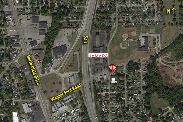 Site 8492, 2350 Wagner-Ford Road, Dayton, OH