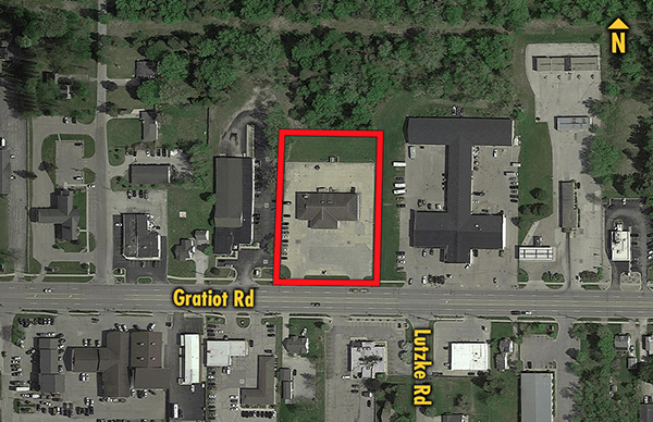 Site 8842, 7492 Gratiot Road, Saginaw, MI