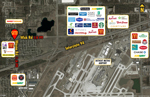 Site 2300, 9234 and 9282 Wayne Road, Romulus, MI
