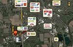 Site 3424, NEC Barnhart Rd & SR-55 , Troy, OH