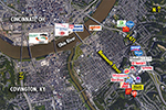 Site 3830, 2100 Monmouth Street (US 27), Newport, KY