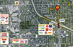 Site 6136, 3102 S Keystone Avenue, Indianapolis, IN